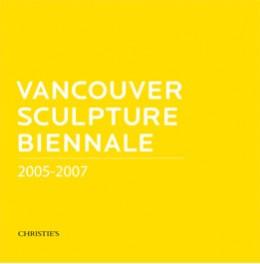 Vancouver Biennale 2005-2007 Catalogue Cover