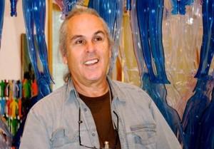 Jonathan Borofsky Portrait