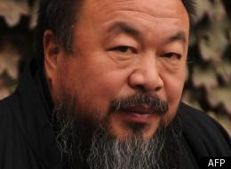 Headshot of Ai Weiwei