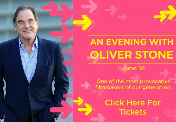 Movie - Oliver Stone Event Image