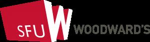 Simon Fraser Woodward's Logo