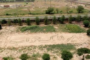 Shweta Bhattad's I Have A Dream Project in Tarogil-Pakistan