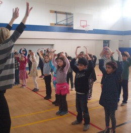BIG IDEAS Ecole Cedardale 2015 Learning Case 5
