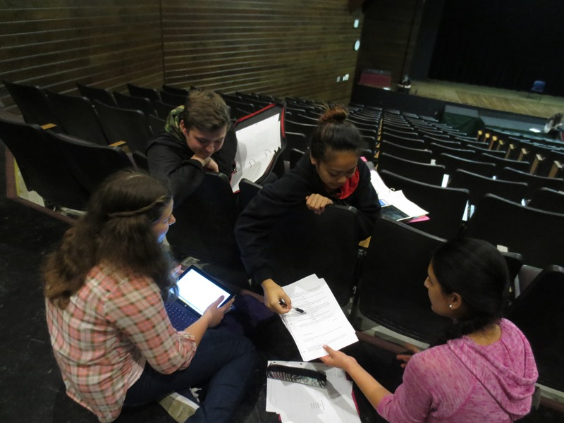 BIG IDEAS North Delta Writing Script 2015 Learning Case
