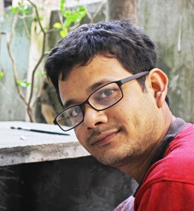 Residency Artist. Rathin Barman