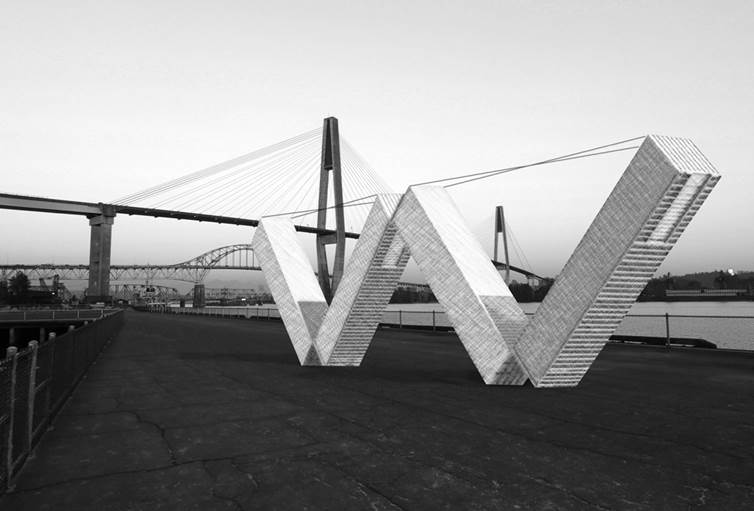 Wow Westminster Unveiling | Vancouver Biennale