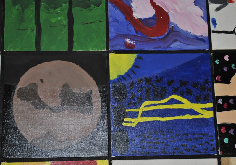 Eagle Mountain How Does Art Communicate The Human