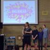 BIG IDEAS Ecole Bilingue Gr 1 and 7 perform
